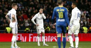 Real Madridde hezimet! Hem de evinde