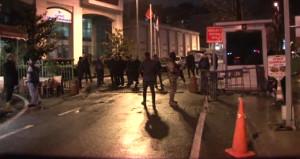 İstanbulda ikinci saldırı girişimi! Bu kez AK Parti binası hedefte