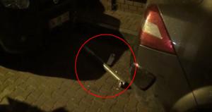İstanbul Emniyetine roketatarlı saldırı! İşte ilk görüntüler