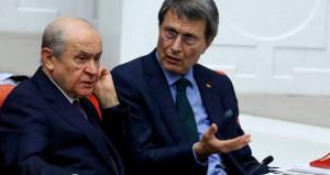 MHP'li milletvekilinden istifa açıklaması!