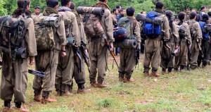 PKKnın bombacısı yakalandı! Dağ kadrosu şehirde enselendi