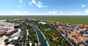 Tokat'a 10,5 milyon TL'lik 'çılgın proje'