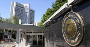 Dışişleri Bakanlığından ABnin 'FETÖ raporu' haberine sert tepki