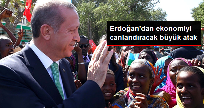 Erdoğan'ın Afrika Ziyareti Ekonomik İlişkileri Canlandıracak