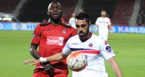 G.Antepspor-G.Birliği maçı İlhan Cavcavın vefatı nedeniyle ertelendi
