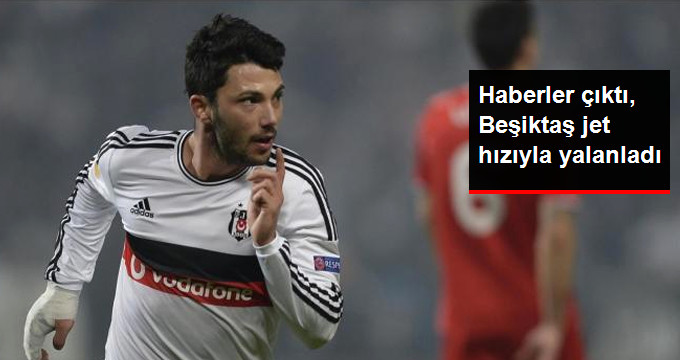 Beşiktaş, Tolgay ın Trabzonspor a Kiralanacağı Haberlerini Yalanladı