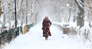 Kar, İstanbula geri geliyor! Günlerce sürecek
