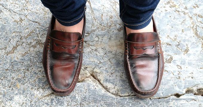 Polis ayakkabılarından yakaladı, bütün olayı çözdü!