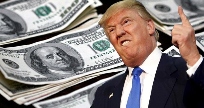 Trump'ın başı büyük dertte! Maliye alarm sinyalleri veriyor