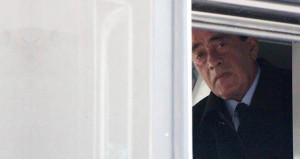 1 saat kapıda bekleyen Alaattin Çakıcı, hastaneye alınmadı