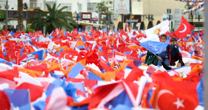 AK Partinin referandum sloganı belli oldu