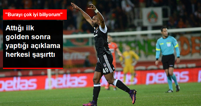 Beşiktaş ta İlk Golünü Atan Babel: İstanbul da Hala Ev Arıyorum