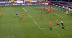 Babelin sayılmayan golü maça damgasını vurdu