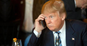 Donald Trump ilk telefon görüşmesini kiminle yaptı