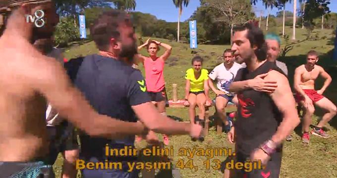 Engellilerle dalga geçen yarışmacı, engelli babası Sedat'ı çıldırttı