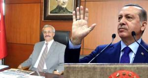 Erdoğanı kızdıran kaymakamın akıbeti belli oldu