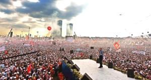 Erdoğan ve Yıldırım sahaya iniyor! 'Evet' mitingleri başlıyor