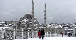 İstanbul'da kar alarmı! Meteoroloji saat verdi