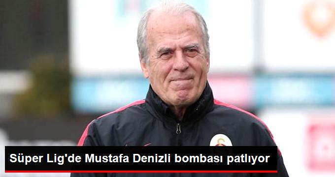 Bursaspor, Teknik Direktör Mustafa Denizli yle Görüşüyor
