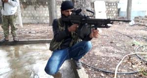 DEAŞ'ın keskin nişancısı Türkiye'de yakalandı