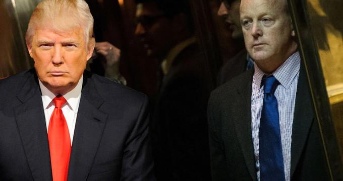 Donald Trump en yakın adamlarıyla birbirine düştü