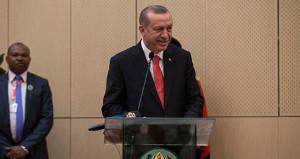 Erdoğan Tanzanya dilinde konuştu, salondakiler şaşırdı