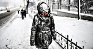 İstanbulda beklenen kara kış ve yoğun kar için saatler kaldı