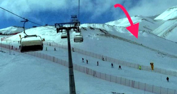 Liseli Yiğit'in hazin sonu! Ünlü kayak merkezinde korkunç ölüm