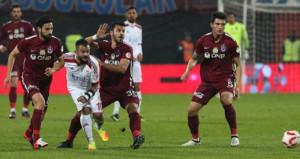 Trabzonsporda büyük şok! Maç yapamadan elendiler