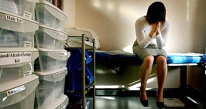 17 yaşındaki refakatçi kıza hastanenin çamaşırhanesinde tecavüz!