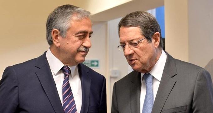 Kıbrıs Müzakerelerinde kriz! Kapıyı çarpıp salonu terk etti