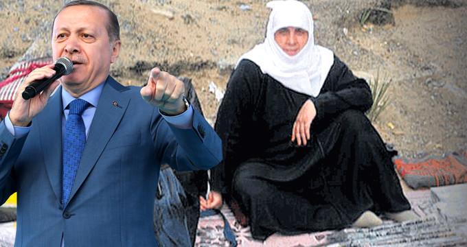 Ya kendisi taşlanacak, ya eşi asılacak! Erdoğan devreye girdi