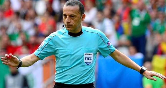 UEFA'dan Çakır'a yakın markaj!