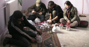 Çaydanlık bombacılarının sonuncusu canlı yakalandı
