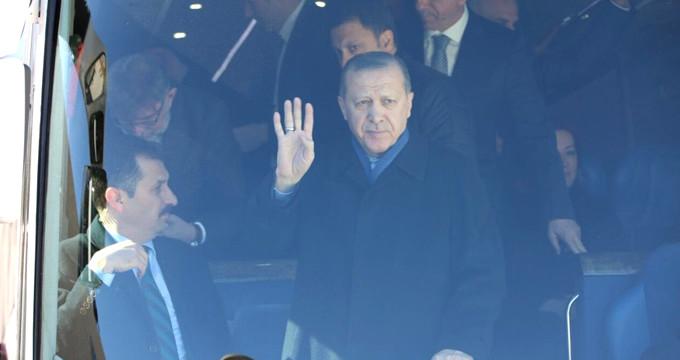 Cumhurbaşkanı Erdoğan, yeni stat müjdesi verdi