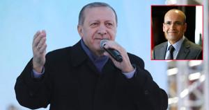 Erdoğan, Mehmet Şimşekle ilgili bilinmeyen gerçeği ilk kez anlattı