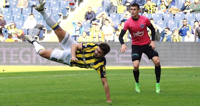 Fenerbahçe tepetaklak!