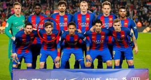 Barcelona, 118 yıl sonra bir ilki gerçekleştirdi