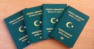 Bakandan yeşil pasaport müjdesi!