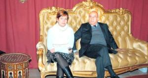 Ünlü Antikacının Kızını, Romanyalı Yardımcı Soydu