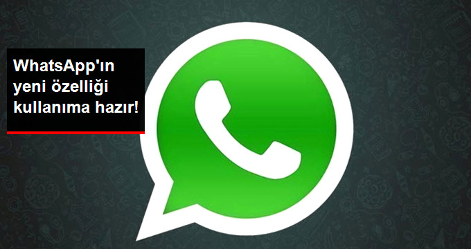 WhatsApp'tan Yeni İşlev: WhatsApp Status