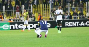 Fenerbahçenin Avrupa macerası erken bitti