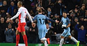 Manchester City 8 gollük maçta alev alev yandı