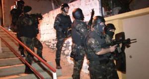 PKKnın hücre evini basan polislere FETÖ sürprizi