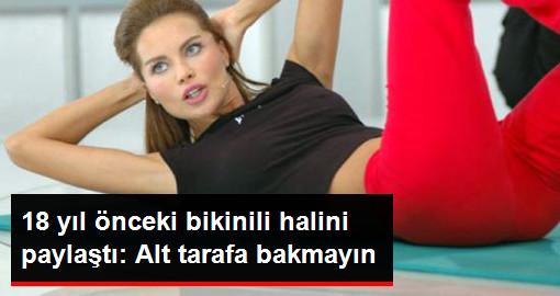 Ebru Şallı ile Azra Akının Bikinisini Görenler Gözlerine İnanamadı