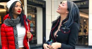 Bayan kalça, ünlü şarkıcının yeğeni çıktı