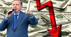 Dolar eriyor! Erdoğan'ın dediği sınıra az kaldı