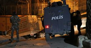 Istanbul'da DHKP-C operasyonu! Polis kapıları kırıp evlere daldı