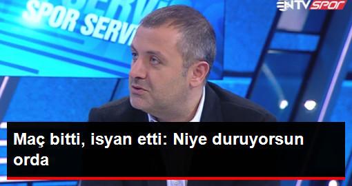 Yorumcu Mehmet Demirkol, Fenerbahçe Teknik Direktörü Advocaat'a Yüklendi