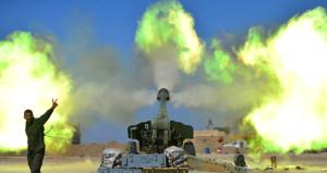 Operasyon başladı, kritik bölge ateş altında! 60 bin asker katılıyor